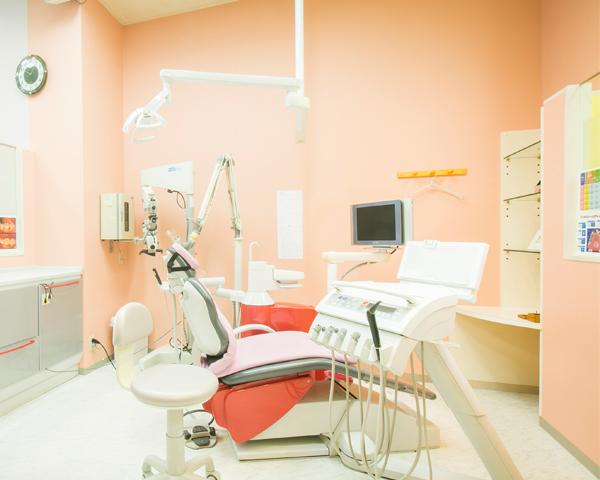 ささゆき歯科クリニック 診療室
